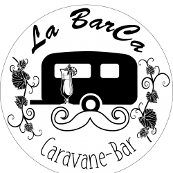 Logo BarCa Blanc