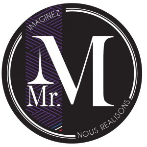 Logo Mr M